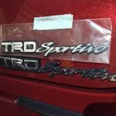 TRD TRD Sportivo エンブレム