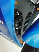 GSX-R125ヨシムラ GP-MAGNUM サイクロンの全体画像