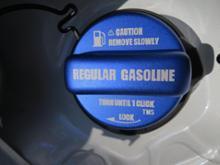 AXIS-PARTS フューエルキャップカバー ガソリンキャップカバー トヨタ車用 被せて貼るだけ! 赤/青/黄(ハイオク仕様のみ)/緑(ディーゼルのみ)(SC)