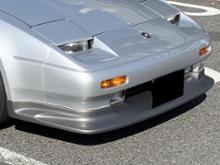 フェアレディZKaminari Front エアダム AEROの単体画像