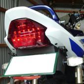 台湾製 LEDテール