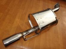 ランサー海外三菱純正 ランサーワゴン用スポーツマフラーの単体画像