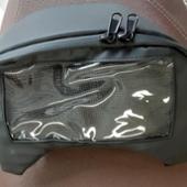 KODKODASKIN ハンドルバーバッグ 大容量 タッチスクリーン バッグオートバイフォークバッグ防水 バイクツールバッ収納バッグ