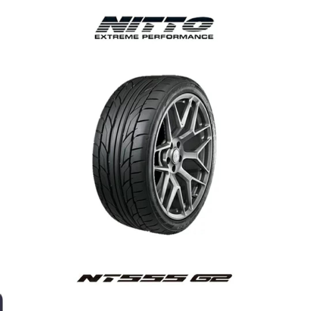 NITTO NT555 G2 235/35R19