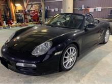 ボクスター (オープン)BBS Germany(Porsche純正) パナメーラ 18インチBBSアルミホイールの単体画像