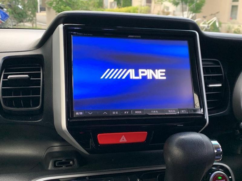 ALPINE VIE-X088V