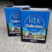 elf エンジンオイル HTX・コレクション 20W-50