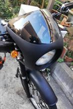 YB50メーカー不明 ビキニカウル(ミニロケットカウル)の単体画像