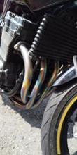 バンディット1200Sストライカー ハイパーディメンションエキゾーストの全体画像