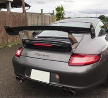 911 (クーペ)自作 GTウイングの単体画像