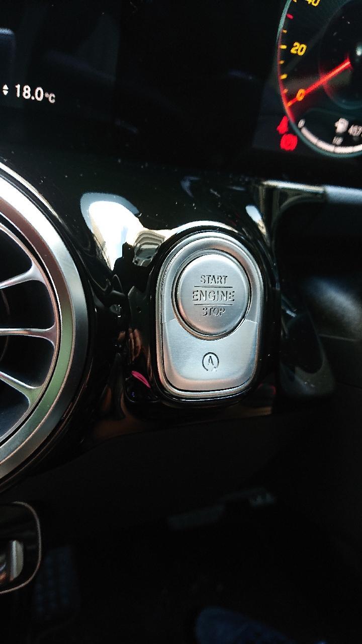 AliExpress エンジンスタートボタン