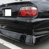 BN Sports Rear Bumper T-Ⅱ