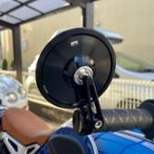 motogadget バーエンドミラー mo.ビュー ストリート