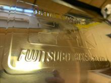 テラノレグラスFUJITSUBO 純正オプションマフラーの全体画像