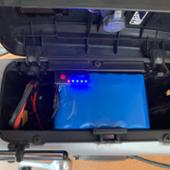 AERDU リチウムイオンバッテリーパック10Ah25.2V