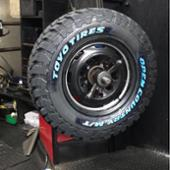 TOYO TIRES OPEN COUNTRY M/T LT225/75R16