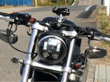XL883L不明 LEDヘッドライトの単体画像