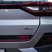 トヨタ(純正) 4WDエンブレム