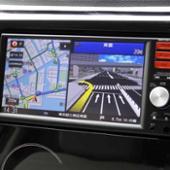 三菱自動車(純正) カーナビゲーションシステム