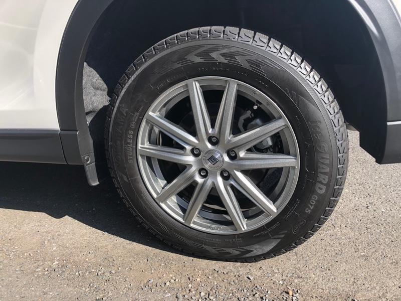 YOKOHAMA iceGUARD SUV G075 225/65R17