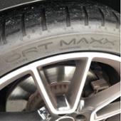 DUNLOP SP SPORTS MAXX RT 255/R19 ZR