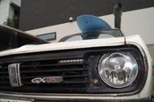 サニートラック自作 サニトラ フロントグリル&エンブレムの単体画像