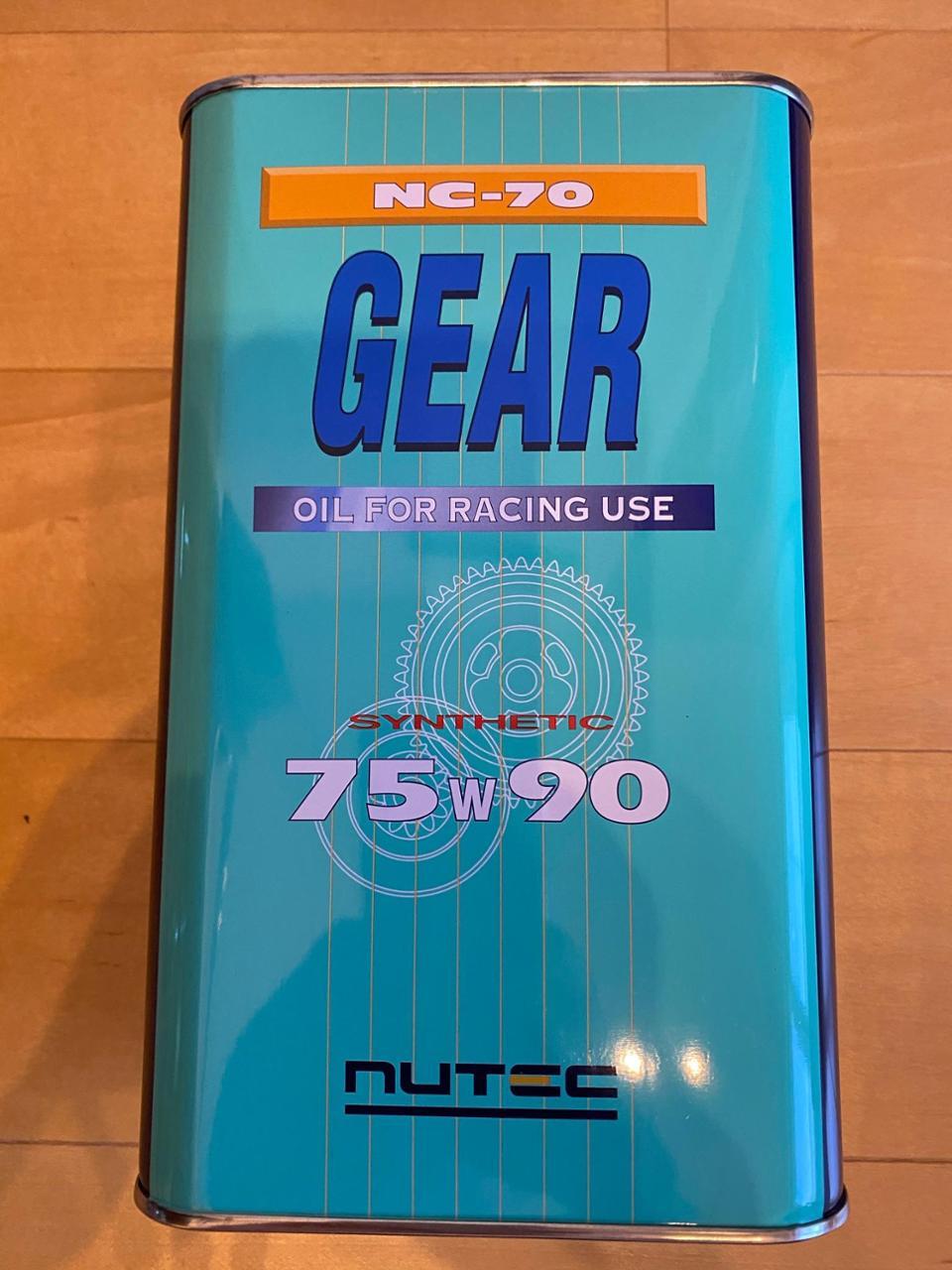 NUTEC NC-70 75W-90