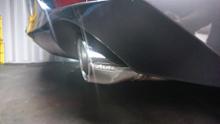 MAZDA6 ワゴンAutoExe Premium Tail Mufflerの全体画像