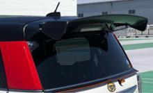 キャストスポーツ不明 2004-2010 スズキ スイフト ZC/ZDx1系 未塗装品 リア ルーフ ウィング スポイラー ABS 素地の単体画像