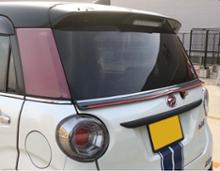 キャストスポーツノーブランド 素地 艶消黒 LRS リア テールゲート ポルシェ マカン 2014-2019 汎用 ウイング スポイラー トランク PUF PVCの全体画像