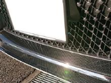 LCRUN RIOT / LEMS グリルモールロア ドライカーボンの全体画像