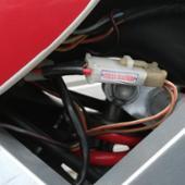 UEDA RACING YSR50 リミッターカット