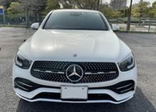 GLCクラス クーペMercedes Benz ダイヤモンドグリルの単体画像