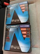 C3 エアクロスSUVNOV  SIGHT LEDヘッドライトバルブの全体画像