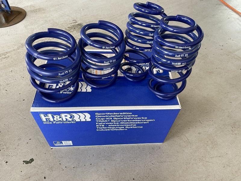 H&R H&Rダウンサス