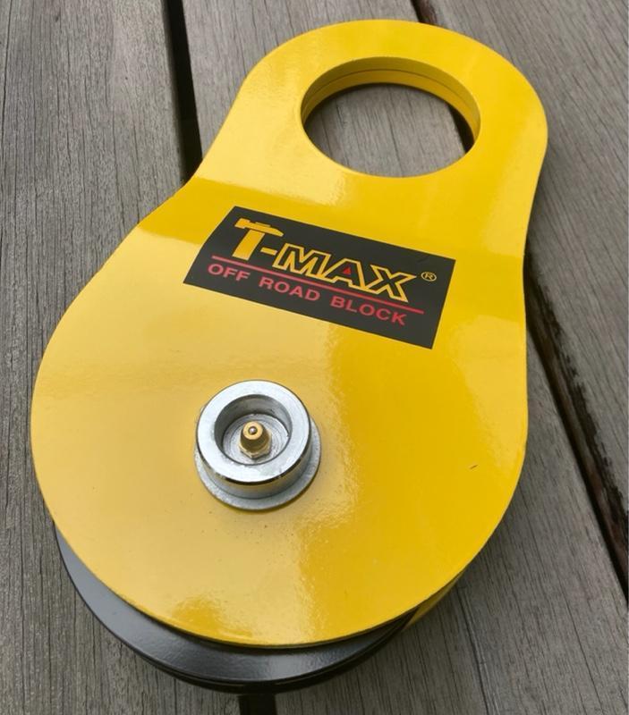 T-MAX スナッチブロック