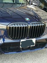X7BMW(純正) BMW Performance ブラックキドニーグリルの単体画像