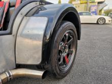 S3 ゼティックRAYS VOLK RACING TE37 SONIC SLの全体画像
