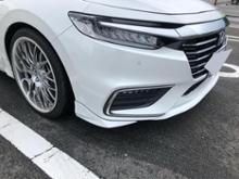 インサイトModulo / Honda Access ロアスカート フロントの全体画像