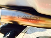 F4-RR 1078Motocorse チタンフルエキ Evoluzioneの全体画像