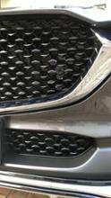 CX-30LFOTPP フロント グリル ABS材質 メッキ加工済みの全体画像