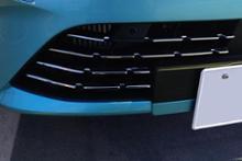 ルーテシア不明 ルノークリオ5 hb 2020モデルフロントバンパー成形クローム8トラックブラインドクロームフレームの単体画像