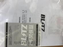 バレーノBLITZ NUR-SPEC VSの全体画像