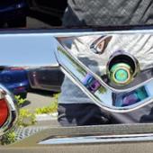 CAR MATE / カーメイト リアワイパーキャップ ネオクロームカラー LS407