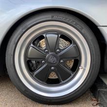 993 カレラFuchs Type Classic for Porscheの全体画像