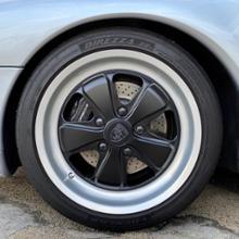 993 カレラFuchs Type Classic for Porscheの単体画像