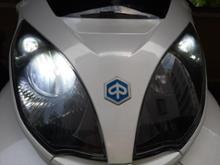 MP3 250RL車用LED H1バルブ LED ヘッドライトの単体画像