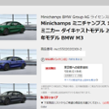 [BMW M3 セダン]Minichamps BMW G80 M3 1/18 グリーンミニカー発注
