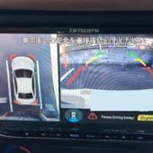 MiCarBa サラウンドビュー/360度パノラマレコーダー1080P運転支援システム