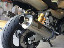 XJR1200アールズギア ソニック4-2-1-2の単体画像